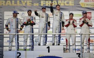WRCフランス:WRCポスト会見「1年につき1分ずつ成長」