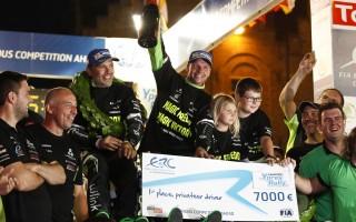 ERCイプルー:ブリーン、痛恨リタイア! ロイクスが逆転でイプルー10勝目