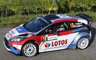 WRCフランス:デイ2 「自分の走りに専念」と5位浮上のクビカ