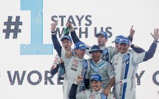 WRCオーストラリア:WRCポスト会見「自分よりもチームのために」