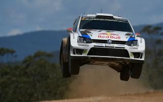 WRCオーストラリア:VW完勝でタイトル連覇!