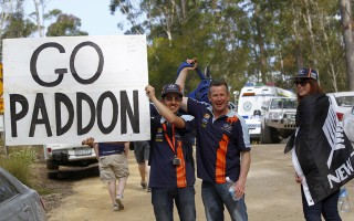 WRCオーストラリア:デイ2「明日は6位を取り戻す」