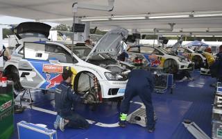 WRCオーストラリア:ミークにペナルティ。VW勢は1-2-3