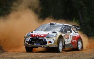 WRCオーストラリア:ミーク健闘もVW勢が1-2-3