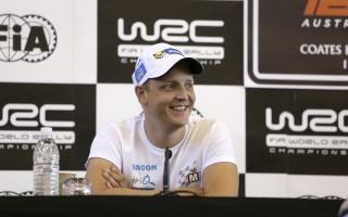 WRCオーストラリア:WRCプレ会見「愉快な話じゃないね」