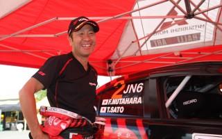 全日本ラリー京丹後:デイ1のリードを守り奴田原が3勝目