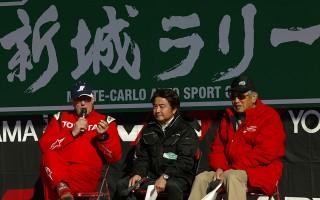 初代WRCチャンピオン、ワルデガルド逝く