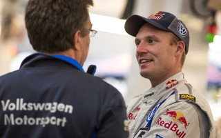 WRCドイツ:デイ2「ローブが優れていたのはタイヤ管理」