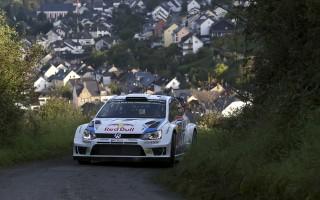 WRCドイツ:ラトバラ、勝利へ向け独走状態
