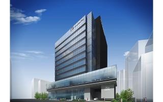 富士重工業、新社屋エビススバルビルの竣工式を実施