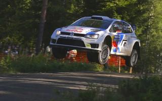WRCフィンランド:ラトバラにトラブル。逃げ切りなるか?