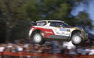 WRCフィンランド:シトロエンのミークが2番手浮上
