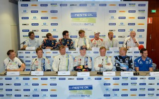 ヘルシンキバトルで新旧WRCドライバーが対決