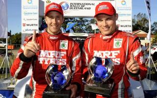 APRCクイーンズランド:ギルがリタイア、優勝はティデマンド!