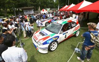 全日本第5戦モントレー情報4:GAZOO Racingブース展示情報