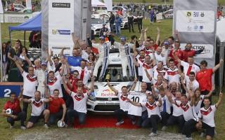 WRCポーランド:ラリーレポート