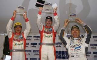 田嶋伸博、パイクスでEVクラス3位を獲得