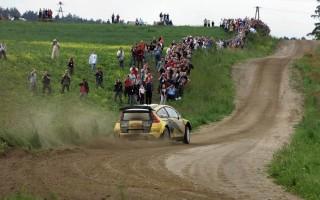 WRCポーランド:日本時間のアイテナリー