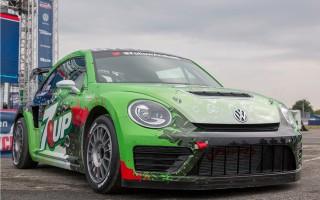 VW、ビートルのGRCマシンを公開