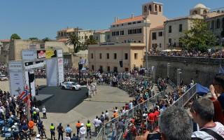 WRCイタリア:ラリーレポート