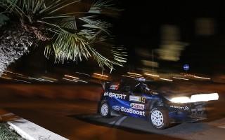 WRCイタリア:SS1はヒルボネンが奪取