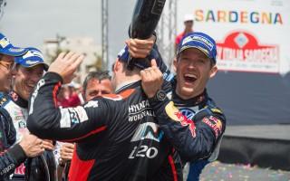 WRCイタリア:デイ4コメント「上位にいるのは世界王者だけ」