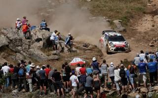 WRCイタリア:開催地がアルゲーロに変更
