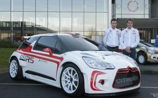DS3 R5、サルディニアでWRC2デビュー