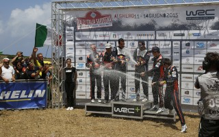 WRCイタリア:オジエが盤石の強さで今季4勝目