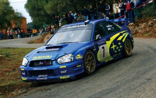 歴代インプレッサ人気投票結果は「WRC2003」
