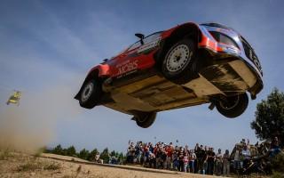 【速報】WRC第6戦イタリア、パッドンが初表彰台