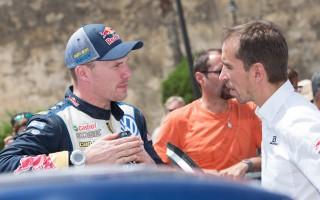 WRCイタリア:デイ3コメント「イタリアはやっぱり相性がよくない」