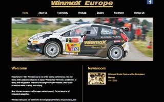 ウィンマックス、ヨーロッパで販売開始