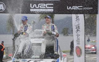 WRCアルゼンチン:ポスト会見「楽しめていれば結果はついてくる」
