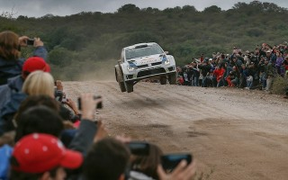 WRCアルゼンチン:ラトバラがリードを拡大