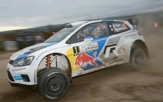 WRCアルゼンチン:第5戦スタート。SS1はオジエ