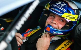 WRCイタリア:デイ2コメント「このステージでトップに立つのは予想外」