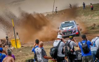 WRCイタリア:ヒュンダイのパッドンが大健闘