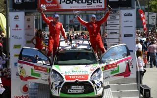 WRCポルトガル:JWRCポスト会見