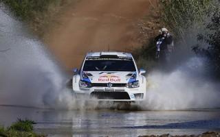 WRCポルトガル:オジエ、早くも今季3勝目