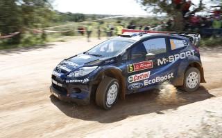 WRCポルトガル:ヒルボネンが久々トップに