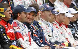 WRCポルトガル:プレ会見「レッキで見えたのはワイパーと雨