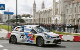 WRCポルトガル:SS1はVWの1-2-3