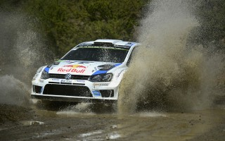 WRCメキシコ:VWが1-2、ヒュンダイ初表彰台