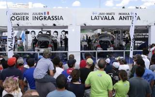 WRCメキシコ:オジエ、ラトバラが盤石の走り