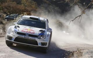 WRCメキシコ:今季初のグラベルバトルはオジエがリード