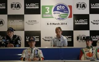 WRCメキシコ:プレ会見「トレーニングは十分」