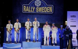 WRCスウェーデン:記者会見「どのドライバーも同じ待遇」