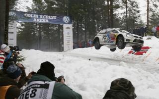 WRCスウェーデン:ラトバラ、今季初勝利!