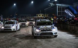 WRCスウェーデン:デイ1リザルト